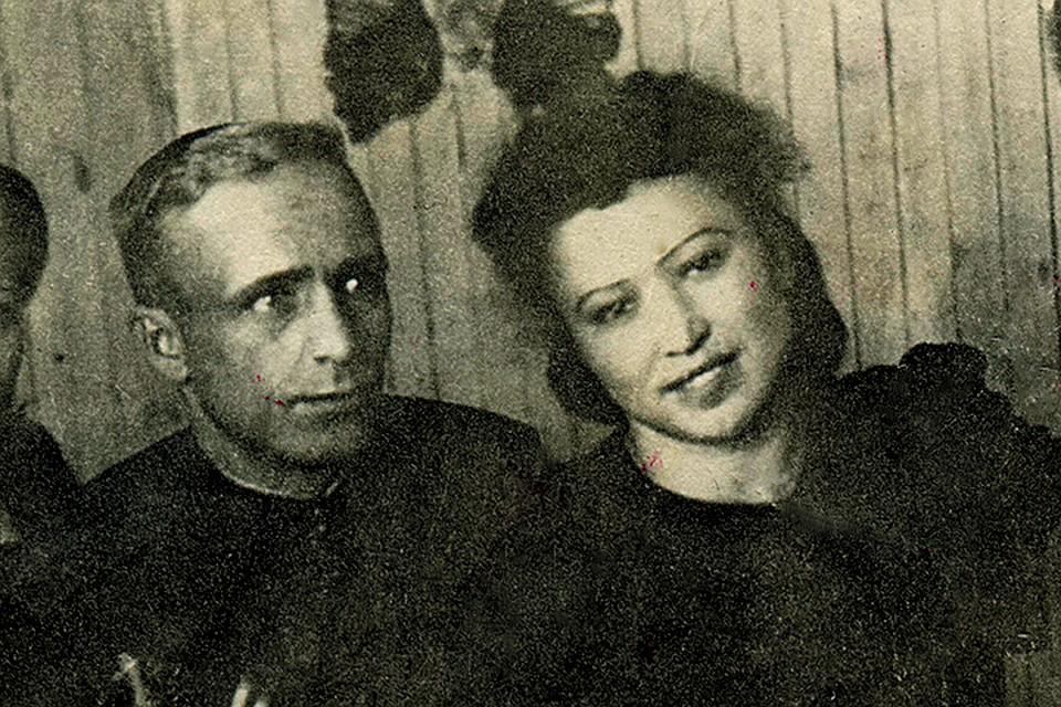 Михаил и Галина. Фото: музей «Мемориал Победы»