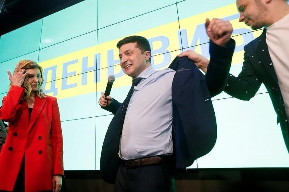 В штабе Зеленского рассказали, что все кадровые назначения будут после инаугурации