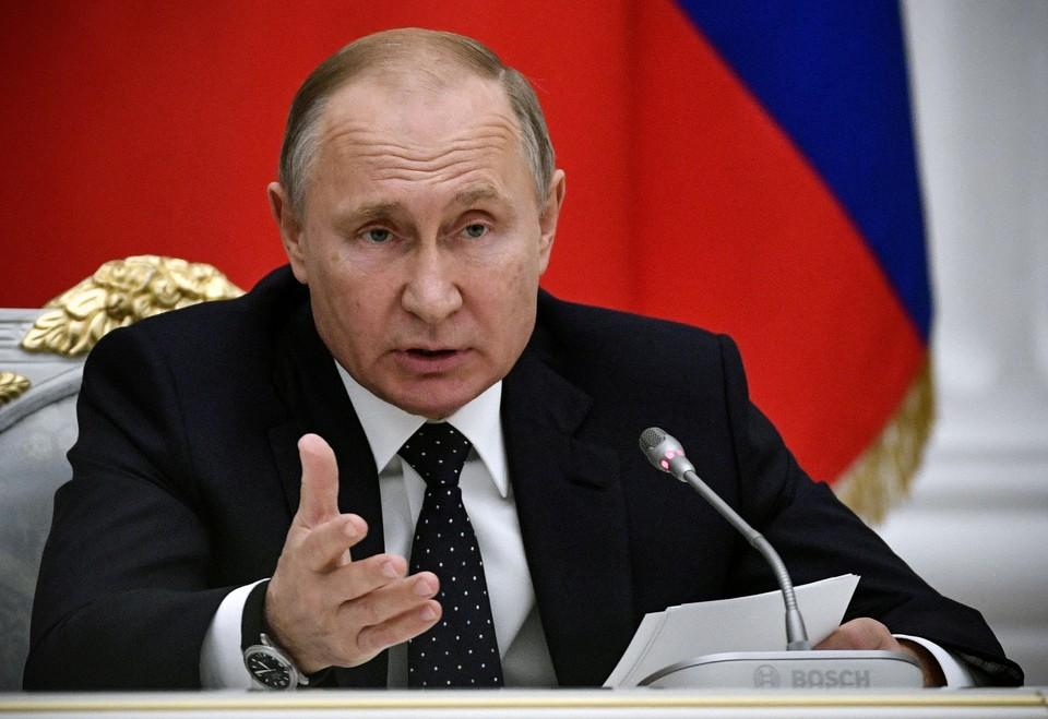 Президент России Владимир Путин выразил соболезнования родственникам журналиста Сергея Доренко