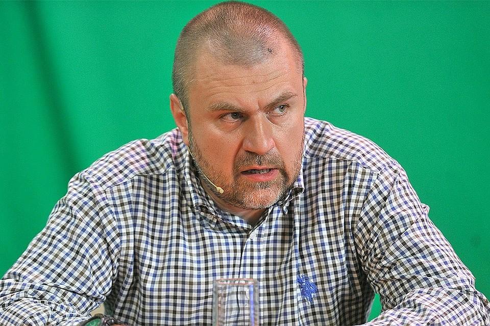 Руководитель Национального антикоррупционного комитета Кирилл Кабанов.