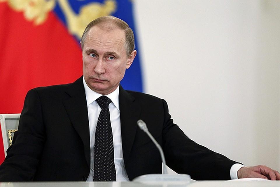 Путин одобрил идею оказания помощи семьям, которые не могут собрать детей к школе