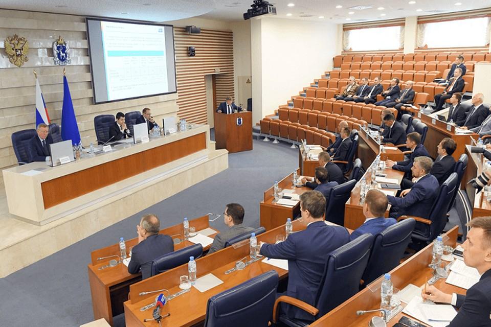 На совете недропользователей Ямала обсудили перспективы ачимовской толщи Фото: yanao.ru