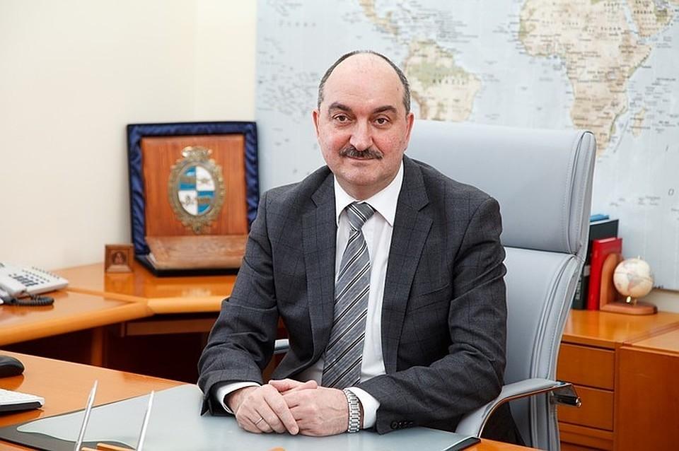 Олег Васильевич Иншаков. Фото: ВолГУ