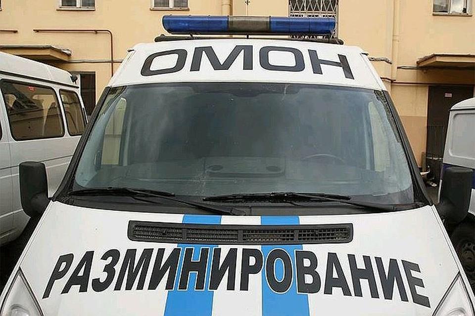 Сотрудники ФСБ совместно с полицией проверяют информацию о минировании зданий в Псковской области