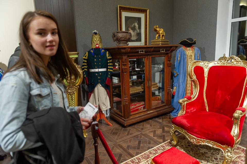 «Ночь музеев» в Санкт-Петербурге 2019: прямая онлайн-трансляция с акции.