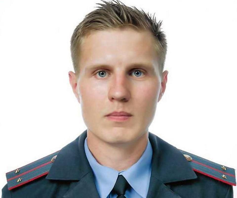 Милиция ищет преступников, которые причастны к убийству лейтенанта милиции Евгения Потаповича. Фото: УВД Могилевского облисполкома