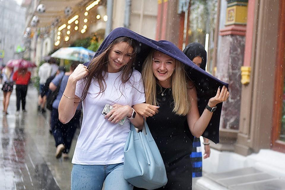 Погода в Иркутске на 22 мая: нас ждет дождь.