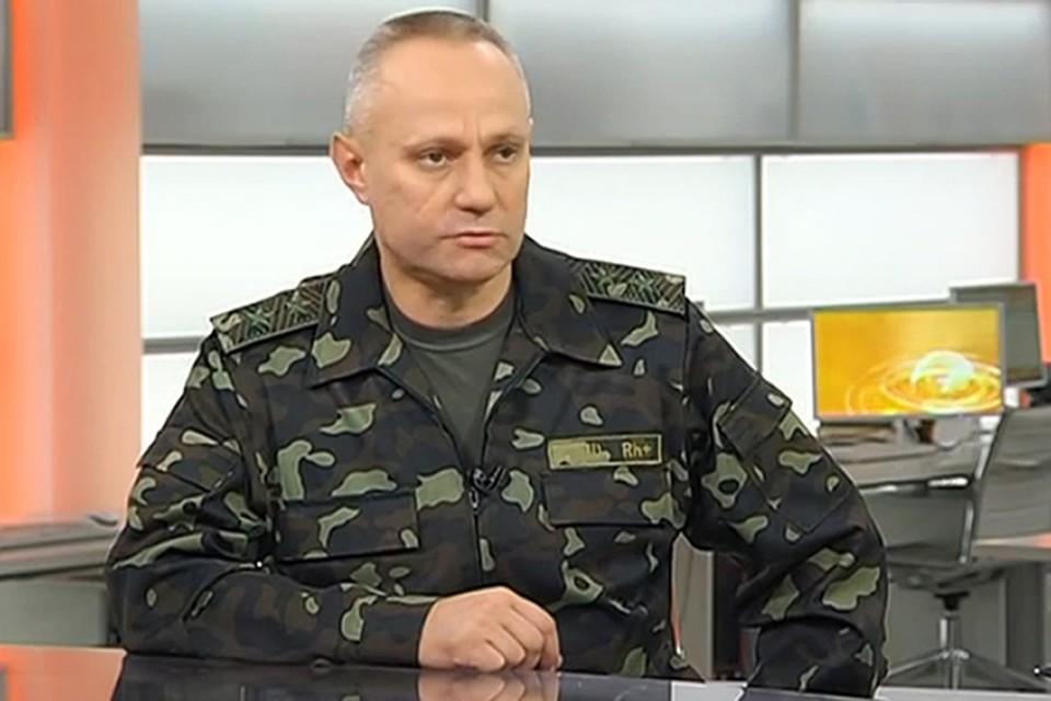 Руслан Хомчак назначен главою Генерального штаба ВСУ