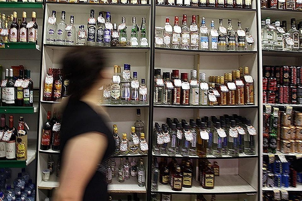 Порядок покупки алкоголя в магазине