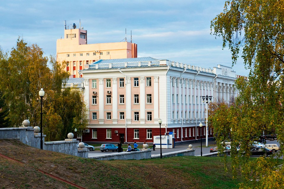 Фото из архива АлтГУ.
