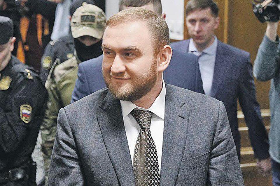 Арашукова задержали прямо на заседании Совфеда Фото: Сергей Бобылев/ТАСС