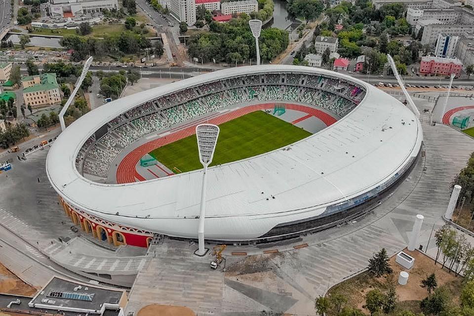 На церемонии открытия II Европейских игр будет использована технология дополненной реальности. Фото: Directorate of the 2nd European Games 2019.