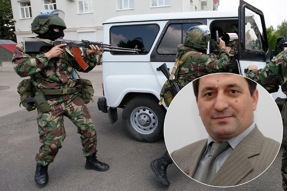 Членом преступного сообщества был депутат Народного Собрания Республики Дагестан Фикрет Раджабов, задержанный накануне