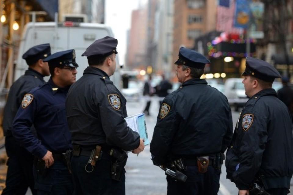 Полиция Вашингтона ищет подозреваемого, открывшего стрельбу