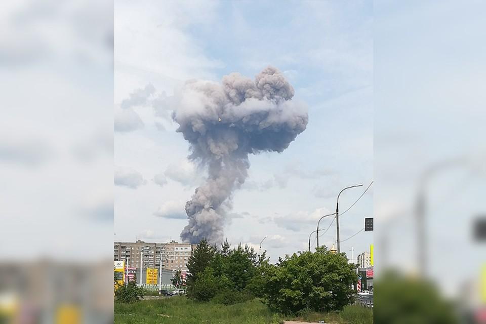 Взрывы в Дзержинске 1 июня 2019 года: версии, причины, последствия