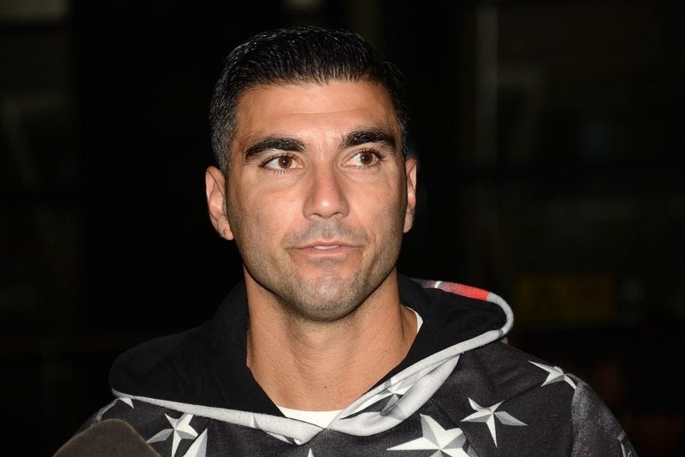 Экс-футболист сборной Испании Хосе Антонио Рейес
