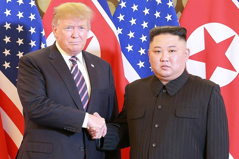 Встреча лидеров двух стран в феврале успехом не кончилась.