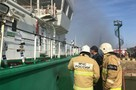 В Махачкале на нефтяном танкере произошел взрыв: трое погибших