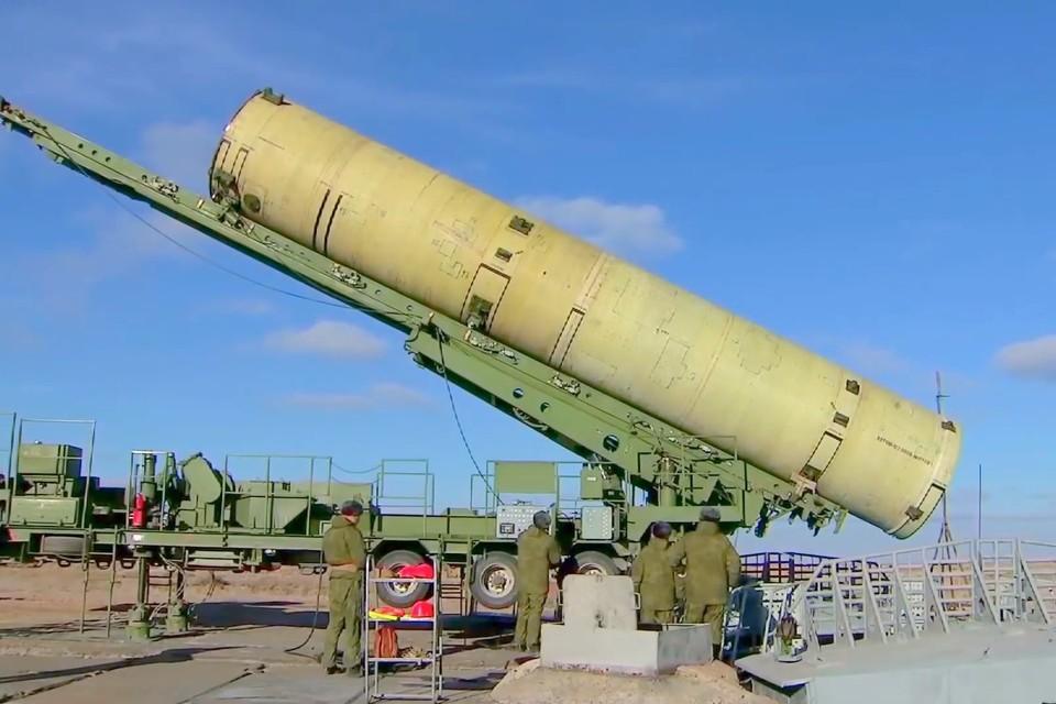 Испытание противоракеты ПРС-1М. Фото: скриншот видео