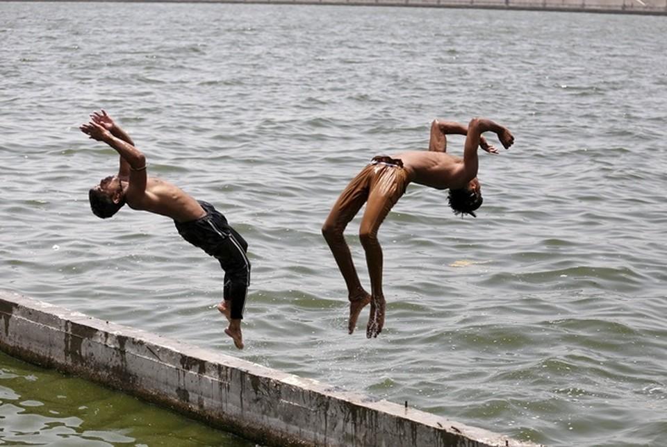 В Индии почти 30 человек стали жертвами аномальной жары