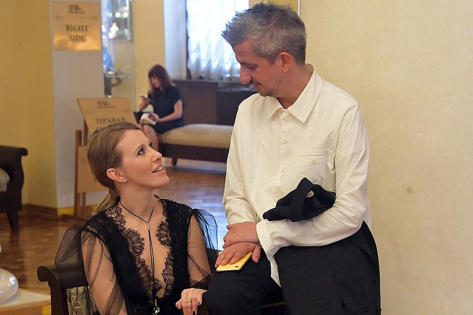 """Ксения Собчак стала одной из самых обсуждаемых персон на """"Кинотавре"""" в этом году"""