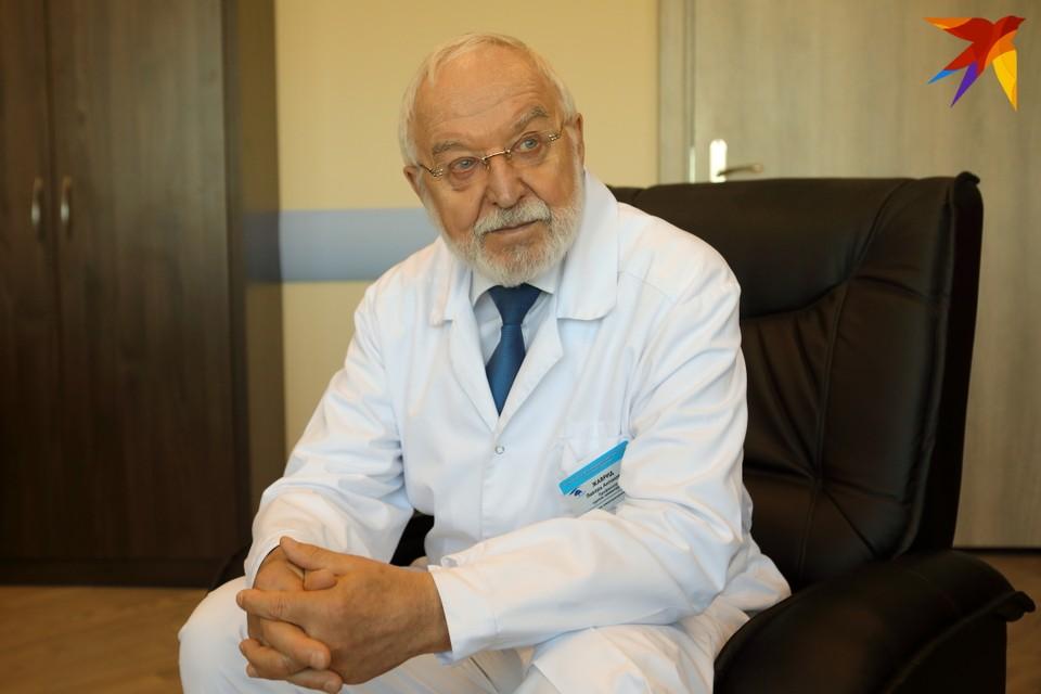 Ведущий химиотерапевт Эдвард Жаврид: Пациенту с онкологией всегда нужно говорить правду.