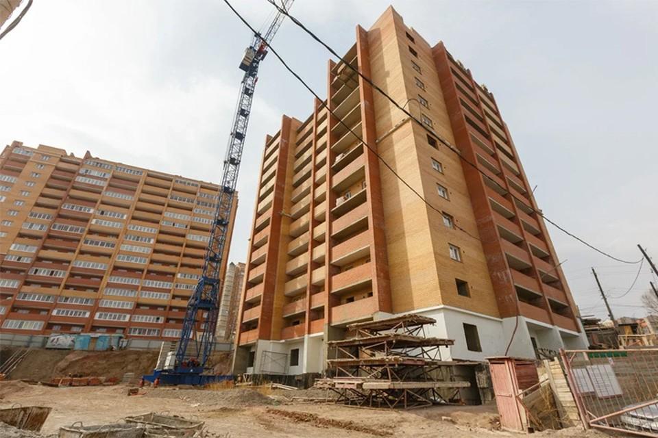 ЖК «Эдельвейс», строительство которого начала компания «Реставрация». Фото: предоставлено конкурсным управляющим СК «Реставрация»