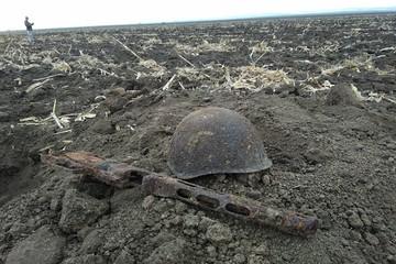 Место захоронения - Днестр: Как в Молдове ищут останки, павших в Великой отечественной войне солдат