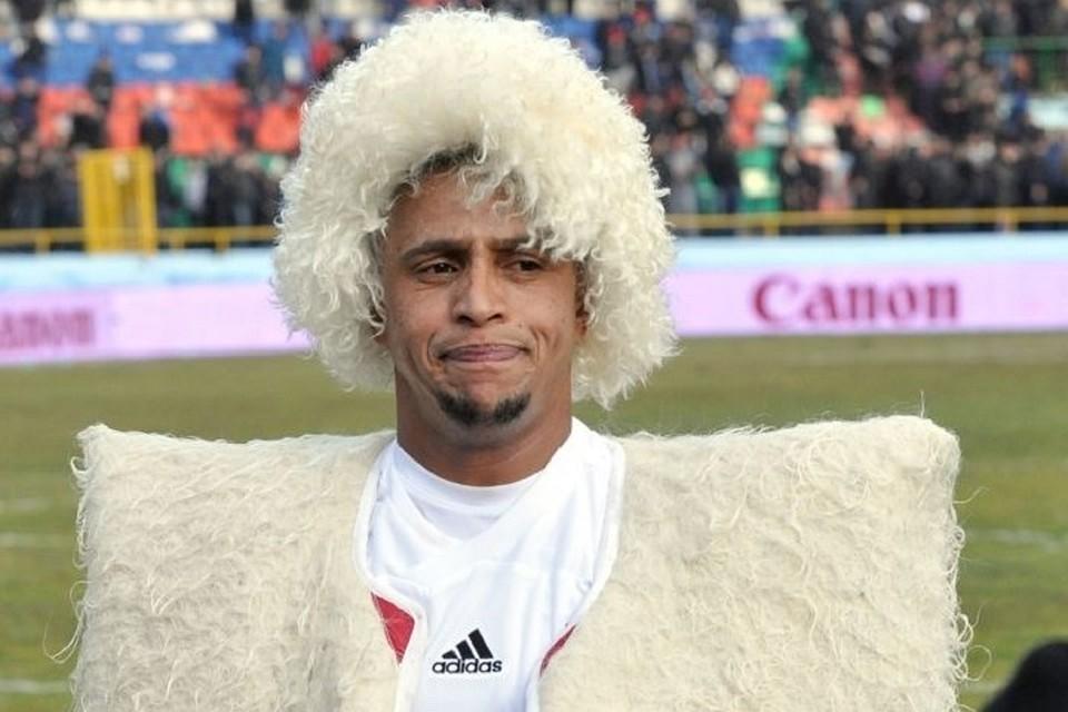 Роберто Карлос надеется, что «Анжи» вернётся в элиту российского футбола