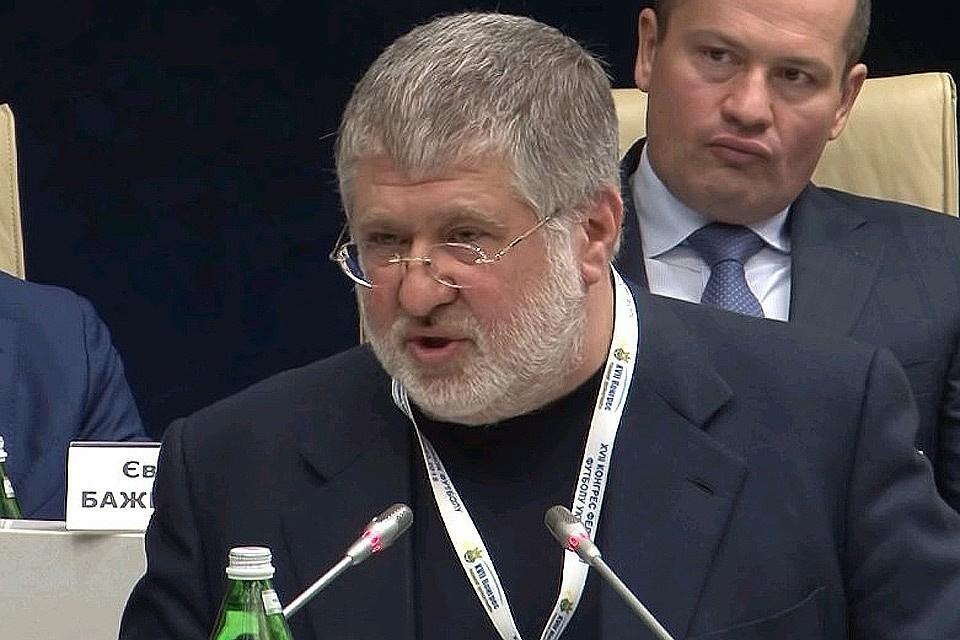 Украинские СМИ вышли с заголовками «Коломойский дерзко ответил Зеленскому»