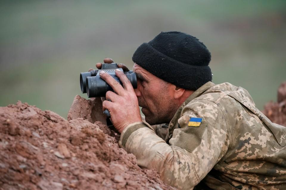 Названа причина экстренного отступления украинских военных от ЛНР