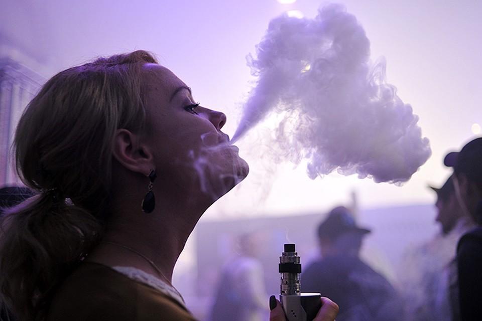 По иронии судьбы в городе находится офис главного американского производителя электронных сигарет.