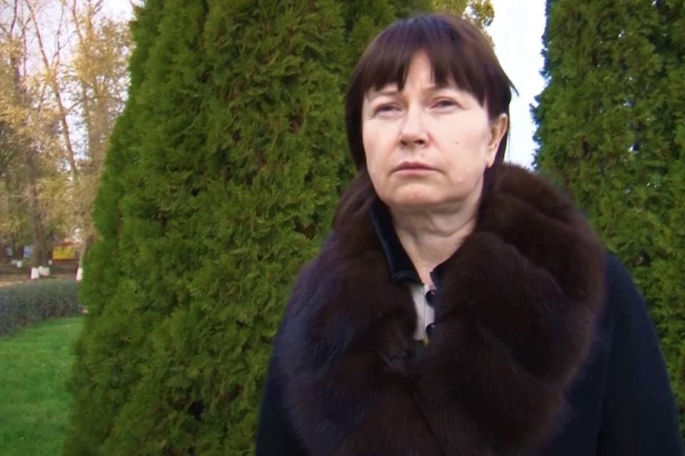 Наталья Стришняя бывшая жена Вячеслава Цеповяза