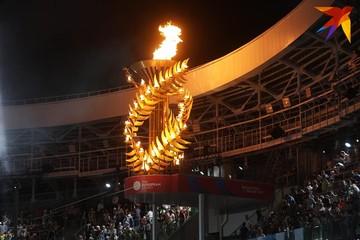 Церемония закрытия Европейских игр 2019 в Минске: прямая онлайн-трансляция
