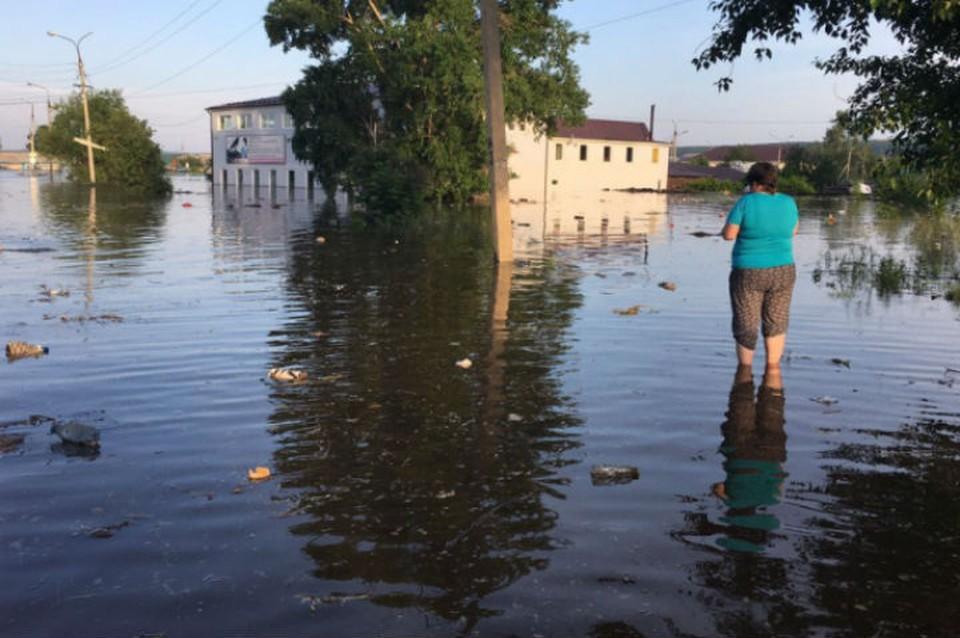 Наводнение в Иркутской области: электричество восстановили в 19 населенных пунктах