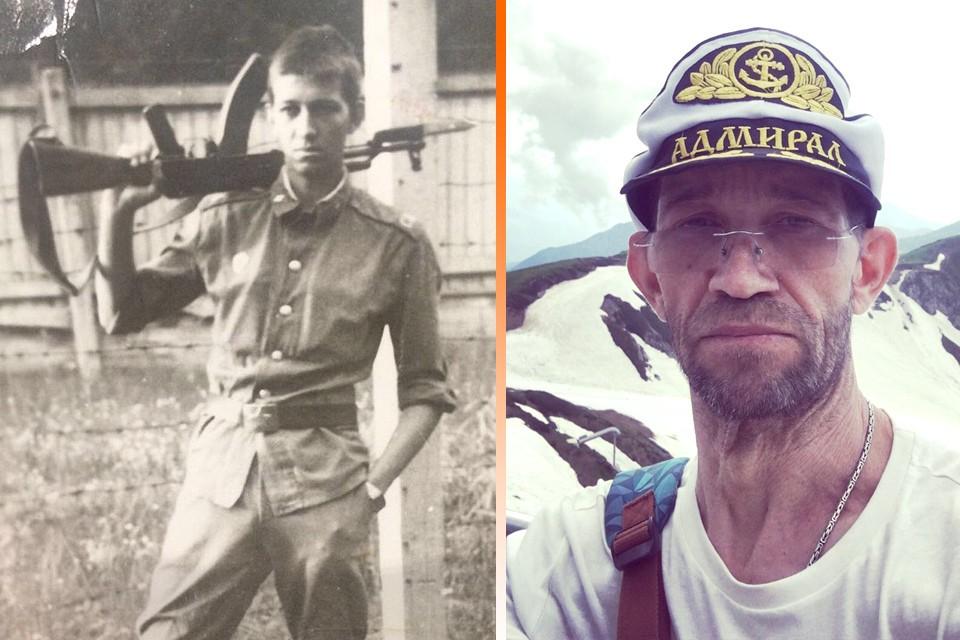 В 1986 году Игорь Брехов нес воинскую службу в закрытом военном городке Чернобыль-2.