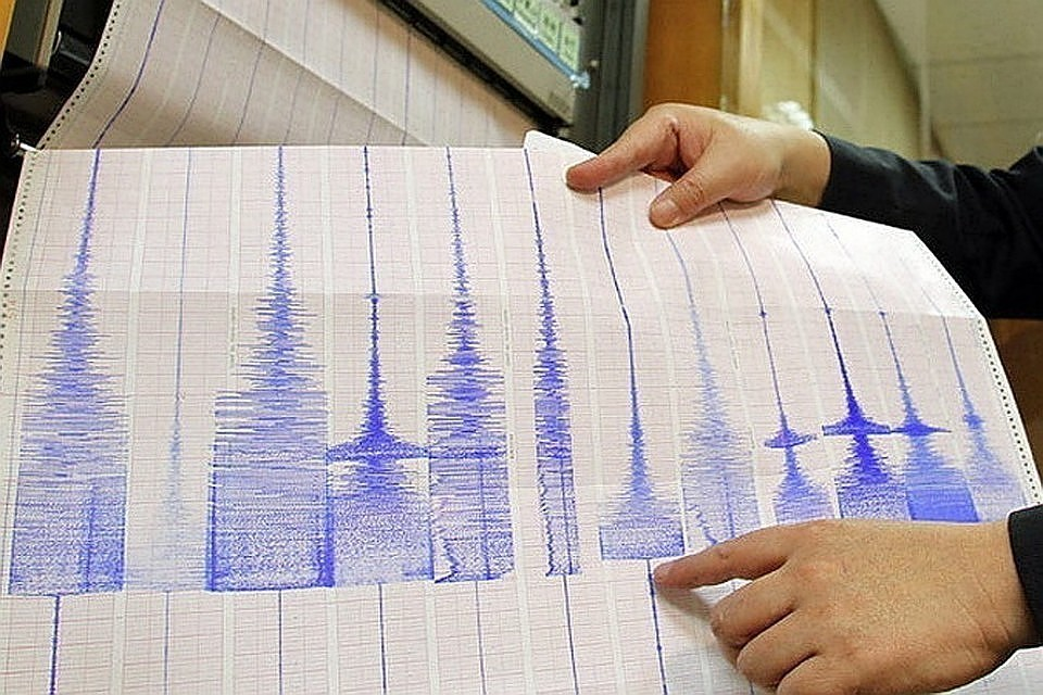 На юге Калифорнии произошло землетрясение магнитудой 6, 9