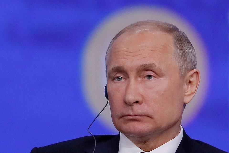 Владимир Путин впервые пообщался с Зеленским.