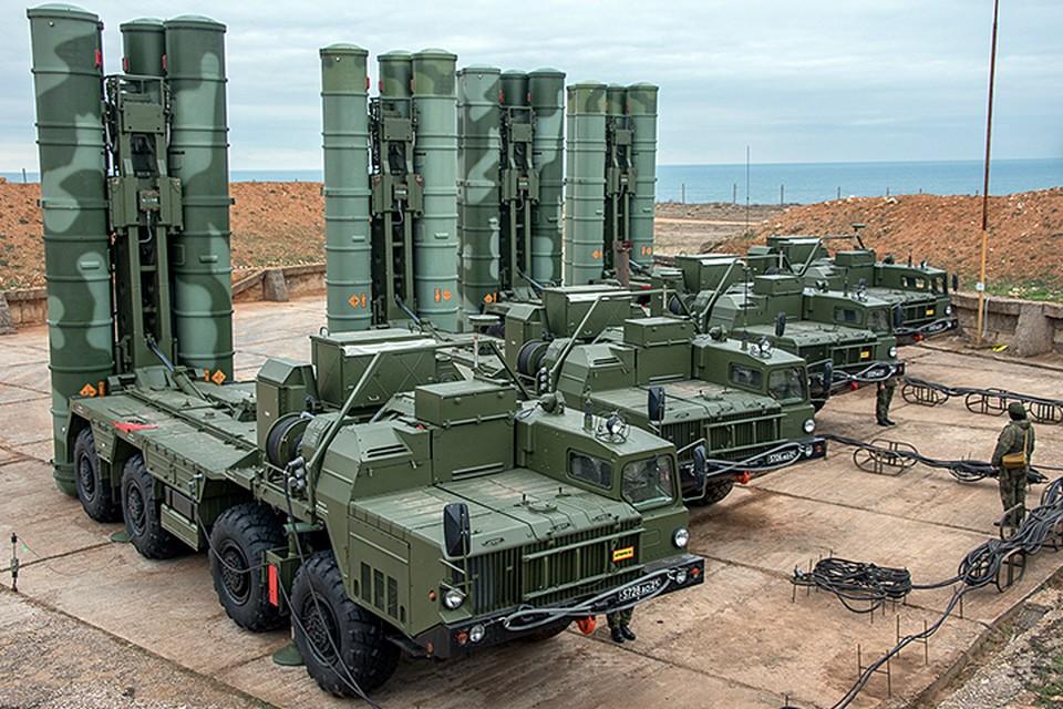 О том, что наши лучшие в мире ЗРК вскоре начнут охранять небо над турецкой столицей, сообщило местное министерство обороны