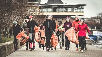 В Сыктывкаре впервые  пройдет соревнование по спортивному сбору мусора
