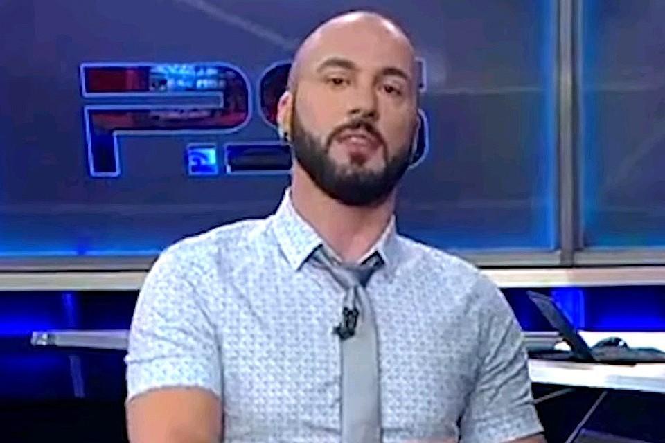 Грузинский телеведущий Георгий Габуния в эфире нанес личные оскорбления президенту России. Сограждане в долгу не остались