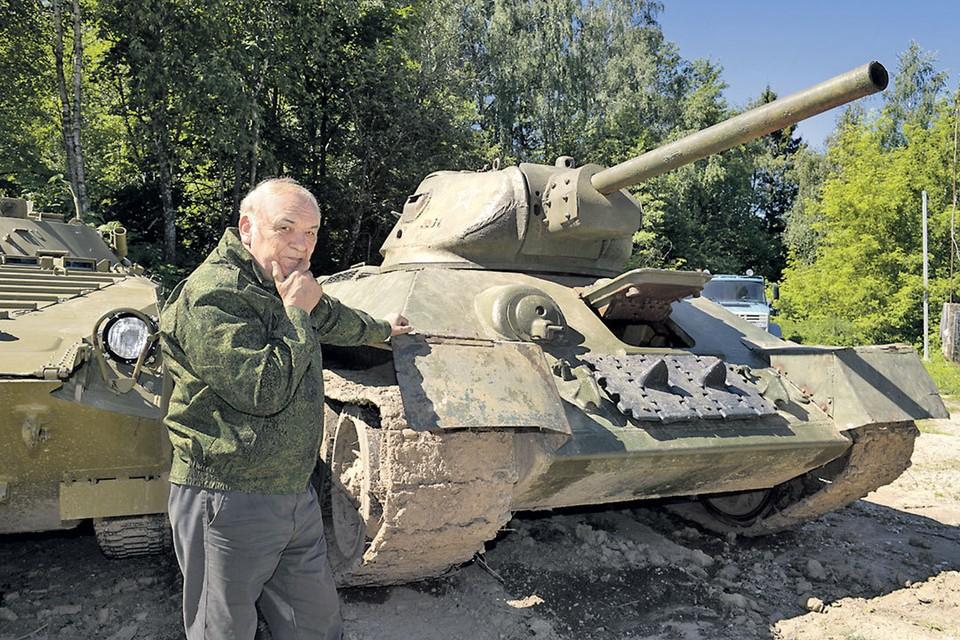 Виктор Баранец: - Ё-моё! 13 миллионов за танк? Так мне 20 лет придется откладывать получку в копилку!