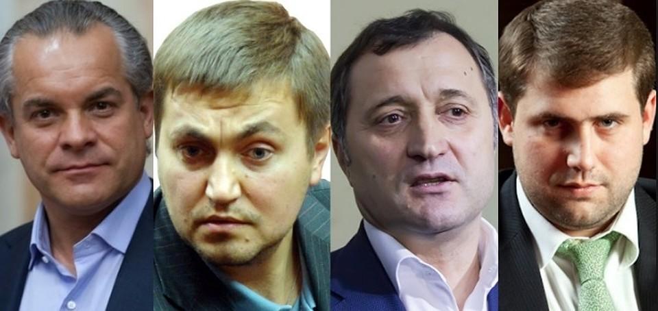 «Герои» смутного времени в Молдове: Презираемый народом и одержимый паранойей власти Филат, тайны на миллиард Шора с Плахотнюком