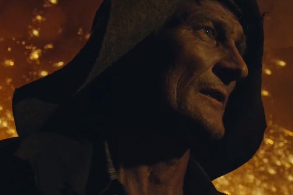 Владимир Матушкин с ММК стал героем кино. Фото: кадр из фильма «Профессия — горновой», режиссер Евгений Бакиров.