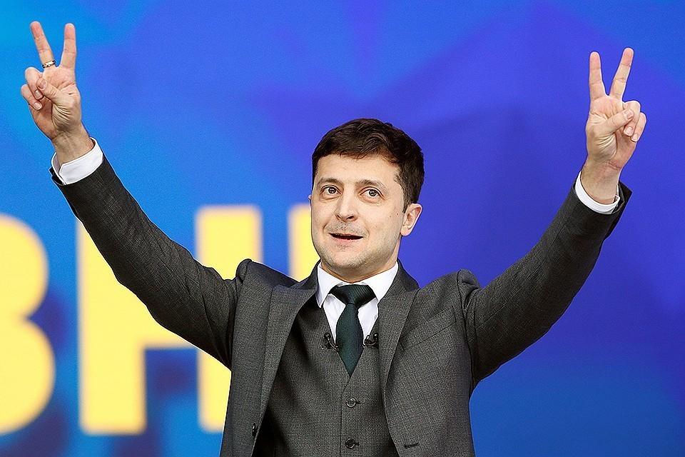 На Украине не оценили поведение Зеленского