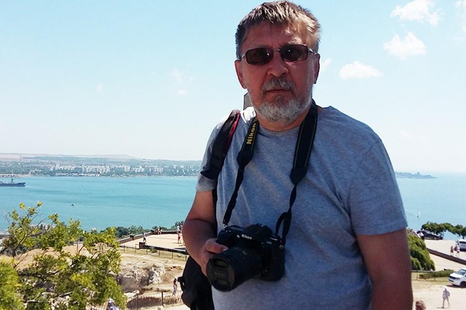 Сергей Пономарев отправился по самому что ни на есть курортному российскому региону