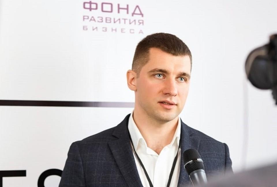 Директор НО «Фонд развития бизнеса» Федор Косенков: «Наша задача - предложить предпринимателю максимально эффективное решение его проблемы».
