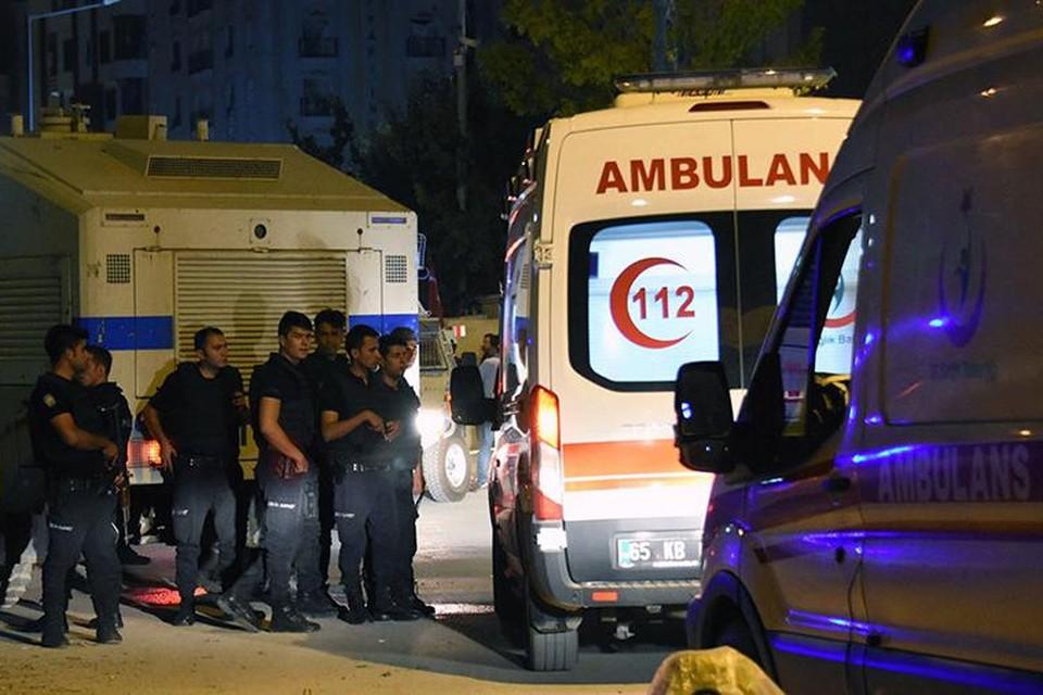 На белорусского дипломата напали в Турции