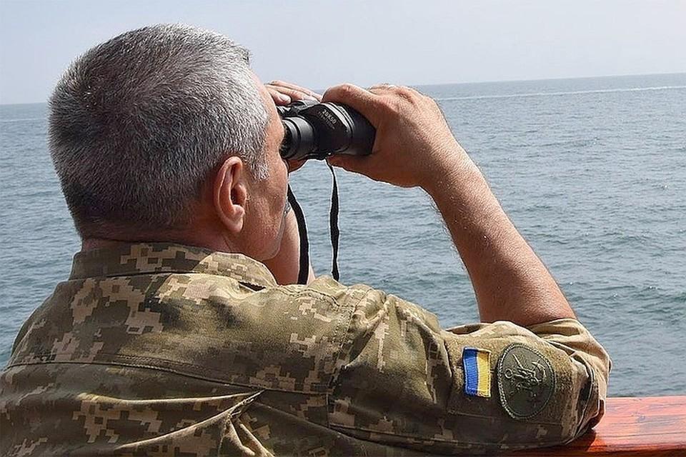 СБУ вместе с военной прокуратурой готовят ходатайство в суд для ареста судна. ФОТО navy.mil.gov.ua Facebook
