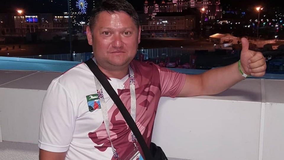 Алексей Каретников. Фото: www.instagram.com/alekseikaretnikov